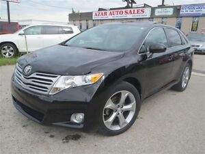 2011 Toyota Venza V6 LIMITED, Leather,Sunroof,AWD