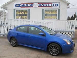 2009 Nissan Sentra SE-R!! AUTO!! A/C!! CRUISE!! ALLOYS!! POWER W