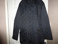 """Gent's Barbour Quilted Jacket- 42"""" chest."""