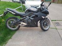 Kawasaki er6f 650cc or swaps