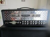 MESA BOOGIE TRIPLE RECITIFIER W/FOOTSWITCH & SOFT SHELL, GREAT CONDITION W/ALL CABLES INCLUDED!