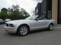 2008 FORD Mustang Convertible V6 MANUELLE