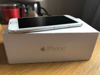 Boxed Apple iPhone 6 Silver - 128 GB For Sale - Unlocked.