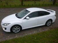 Mazda 6 2.0 TD Sport with Low Mileage, FSH, recent MOT