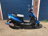 Pulse 2015 50cc moped scooter vespa honda piaggio yamaha gilera peuegot