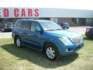 2009 Lexus LX 570 ~ MUST SEE ~ LOADED ~ EXTRA CLEAN
