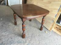 Dining table x4 chairs