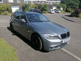 BMW 320d M Sport Business Edition Touring * RARE SPEC* Cream Leather, Sat Nav, Cruise Control+extras