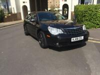 AMERICAN MUSCLE! CHRYSLER SEBRING DIESEL LTD EDITION 2.0 CRD MANUAL 4dr SALOON 2008)08)