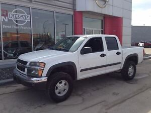 2008 Chevrolet Colorado LT /LIFT/RUBBER/LOW KMS!!