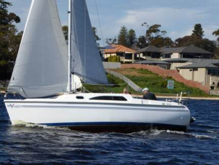 Catalina 250 'Ynot'