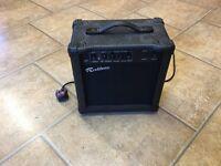 Small Rockburn Amp.