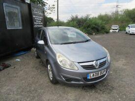 image for Vauxhall, CORSA, Hatchback, 2008, Manual, 1229 (cc), 5 doors
