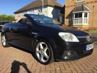 Vauxhall tigra 1.8L hard top convertible fully loaded