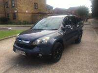 HONDA CR-V 2.0 I-VTEC EX PETROL 2007 AUTOMATIC WITH LOW MILES 60 K WITH FULL SERVICE HISTROY