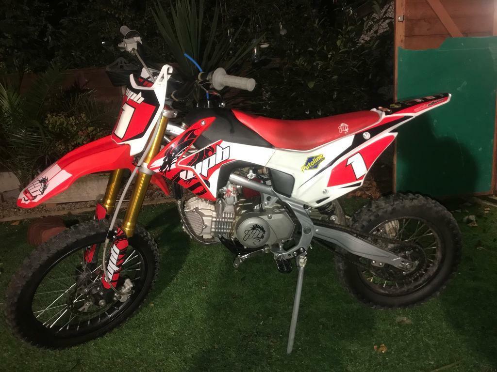 Wpb 160 pitbike
