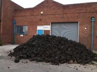 FREE RICH SOIL (TO BE BAGGED AND COLLECTED) FIRST COME FIRST BASIS NEWCASTLE HEATON 25-14