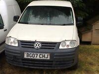 Van will need a new engine! Still got about 6 months mot!