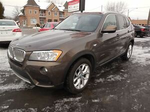 2013 BMW X3 xDrive28i Toit Panoramique