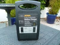 Battery Charger for all types of 12v rechargable battery's Halfords Fully Automatic