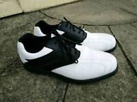 Hi-Tech Golf Shoes - Dri-Tech Classic Size 13 UK
