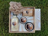 The Body Shop Shea Butter Gift Set