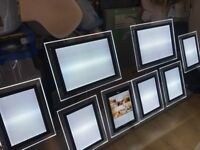 LED Window Display - Estate Agency