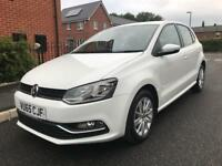 2015 VW Polo 1.4Tdi bluemotion. Immaculate. One owner. 0 Tax