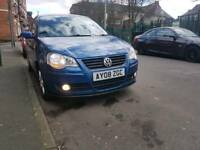Volkswagen polo match se 1.4tdi cheap road tax only £30 per year look alike GTI