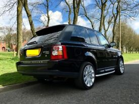 Range Rover Sport 3.6 HSE TDV8 Automatic