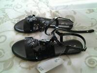 Sandles all brand new size 6