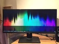 "Dell Ultrawide Monitor U2913WM 29"" IPS"