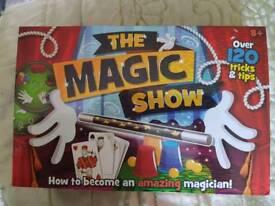 Magic show..new in box