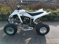 Yamaha yfm raptor 350cc