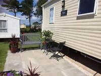 Seton Sands Unique Caravan, holiday home from home