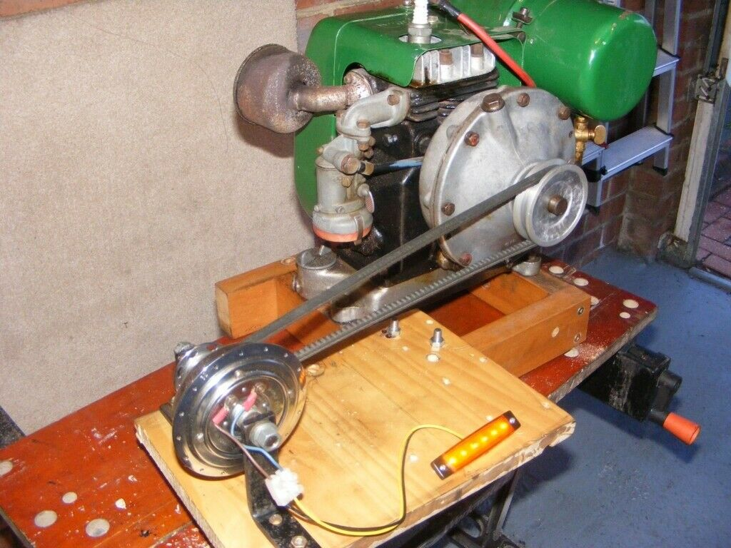 Villiers MK 12 Stationary Engine | in Easington Lane, Tyne and Wear |  Gumtree