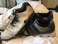 2 pairs of golf shoes size 11 FJ Adidas