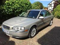 Volvo S80 2.4 SE Automatic petrol, Only 34,000 miles, one owner