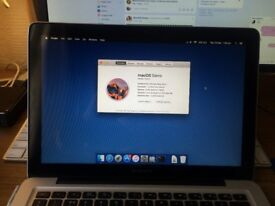 """Macbook Pro 13"""" Early 2011 (SSD & HDD!)"""