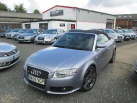 Audi A4 2.0 TDI Final Edition 2dr Multitronic (silver) 2009