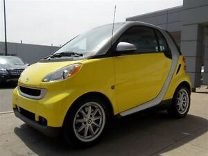 2008 smart fortwo Passion, Sieges chauffants