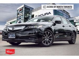 2017 Acura TLX 3.5L SH-AWD Acura Certified Unit|Bluetooth