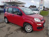 Fiat Panda EASY (red) 2014
