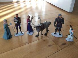 Disney Frozen figure Set