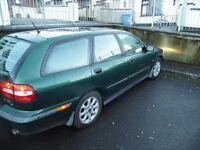 2001 VOLVO V40 ESTATE £400
