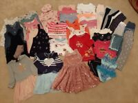 Girls age 4-5 years clothes bundle