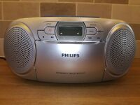 Philips CD Player Radio