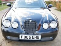 A TRULY WONDERFUL EXAMPLE OF THE JAGUAR S TYPE 2.5 SPORT 2005