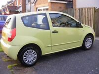 *** CITROEN C2 DESIGN *** (NOT CORSA,CLIO,ASTRA,FOCUS,GETZ)