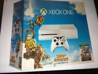 Xbox one sunset overdrive ed package plus 4 games